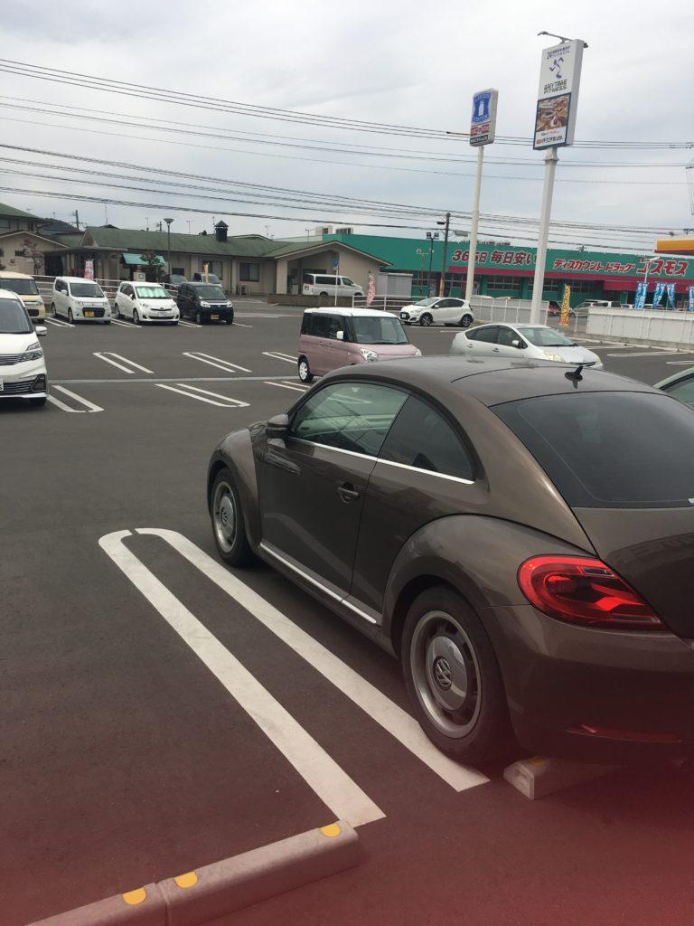 ANYTIME FITNESS志免店の駐車場画像