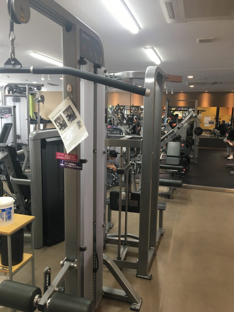 ANYTIME FITNESS志免店の店内画像2