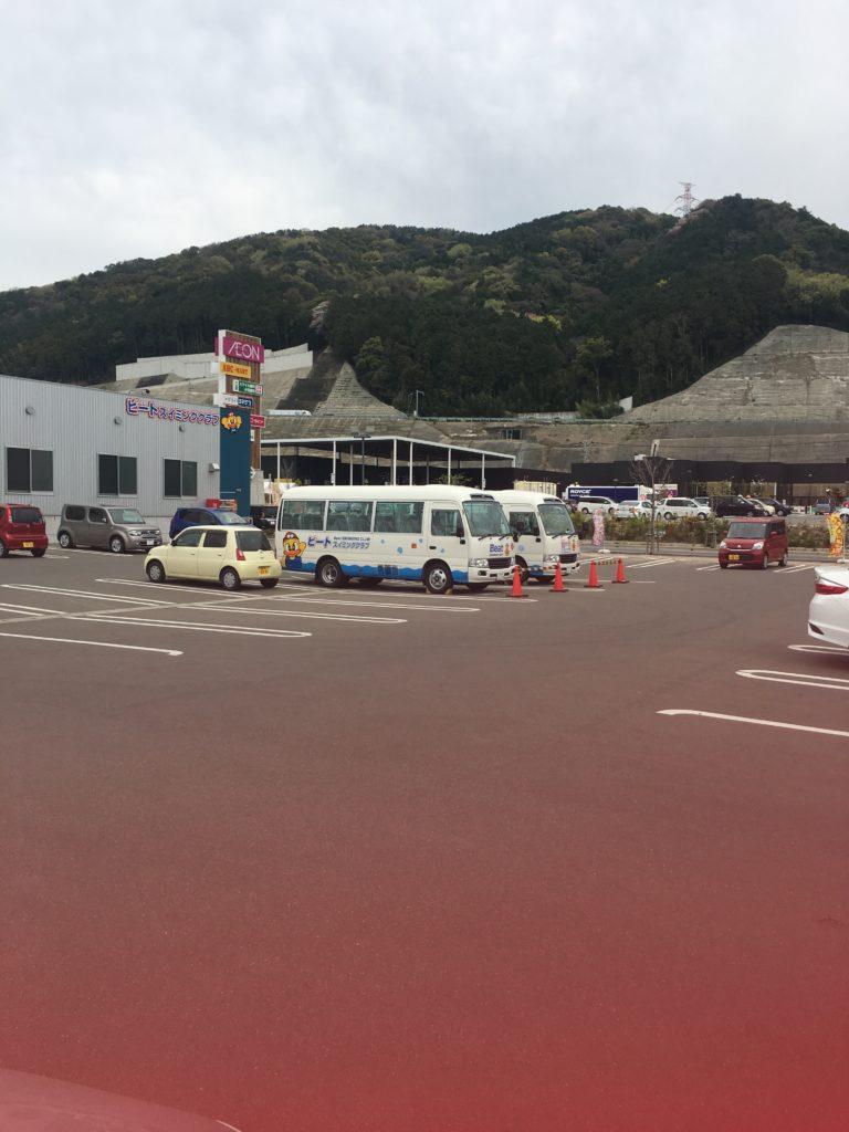 エニタイムフィットネス大野城店の駐車場画像2