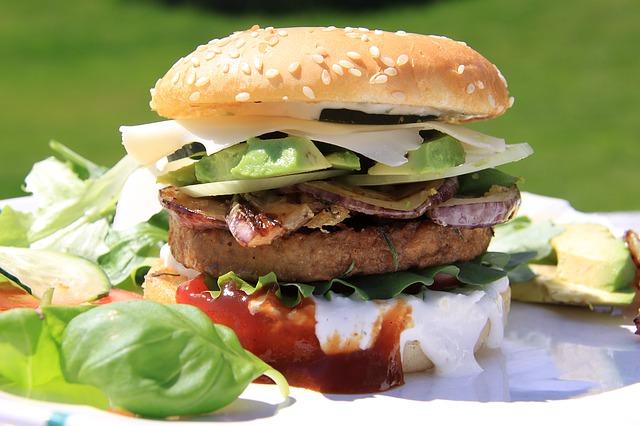 ハンバーガー画像検索結果
