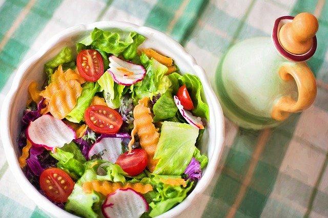 サラダの画像